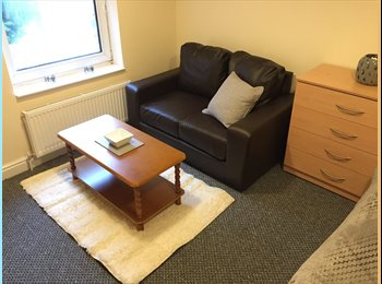 EasyRoommate UK - Spacious Double Studio in refurbished shared property, Mansfield, Mansfield - £498 pcm