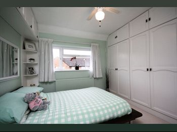 EasyRoommate UK - Very high quality room in superb Guildford houseshare, Guildford - £750 pcm