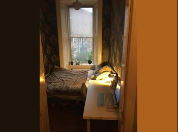 EasyRoommate UK - Cozy bedroom in Tollcross, Bruntsfield - £310 pcm