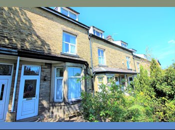 EasyRoommate UK - SALTAIRE DOUBLE ROOM AVAILABLE IN A PROFESSIONAL HOUSE SHARE. NEWLY FURNISHED., Saltaire - £395 pcm