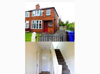 EasyRoommate UK - Room for rent , Fallowfield - £420 pcm