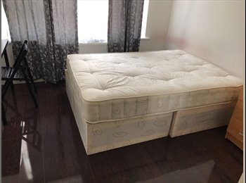 EasyRoommate UK - @ CHEAP AND HUGE DOUBLE ROOM SINGLE USE, JUST 5 PEOPLE IN THE HOUSE, Dollis Hill - £540 pcm