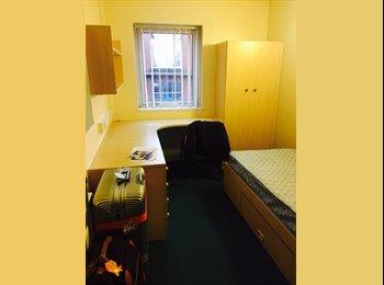 EasyRoommate UK - Preston flat Moor Lane Hall, Preston - £300 pcm