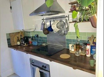 EasyRoommate UK - 1 DOUBLE BEDROOM FLAT / SHORT TERM LET, Walthamstow - £610 pcm