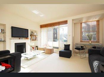 EasyRoommate UK - **Top Amazing Spacious Room All Bills Included**, Chelsea - £1,200 pcm