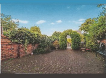 EasyRoommate UK - Beautiful Victorian Property with original features but with all mod cons., Abington - £500 pcm