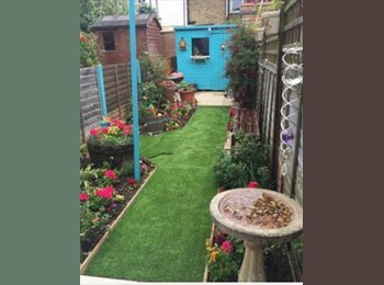 EasyRoommate UK - Single Room w/ Double Bed in Georgian Garden Flat, Tooting (must like cats), Tooting - £650 pcm