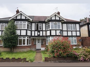 EasyRoommate UK - Double Room Available In Great 2 Bedroom Flat, South Woodford - £663 pcm