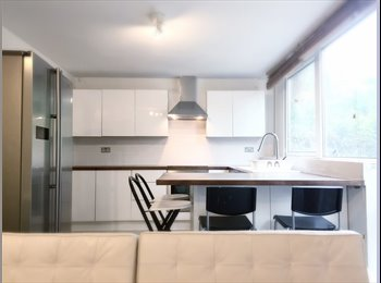EasyRoommate UK - BRIGHT, PEACEFUL ROOM IN MODERN, FRIENDLY FLAT :D, Peckham - £715 pcm
