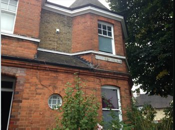 EasyRoommate UK - Double Room available in house share with 3 guys working in media, Turnpike Lane - £447 pcm