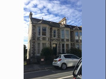 EasyRoommate UK - Mannamead, Plymouth - large room in house on quiet road, Mannamead - £345 pcm