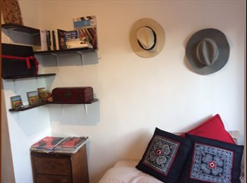 EasyRoommate UK - BRIGHT ROOM in a SPACIOUS 3\BR FLAT – EXCELLENT TRANSPORTS CONNECTIONS. AVAILABLE NOW, Bermondsey - £670 pcm