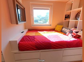 EasyRoommate UK - Great Ensuite in London Zone1 for summer! Liberty Plaza, Whitechapel - £980 pcm