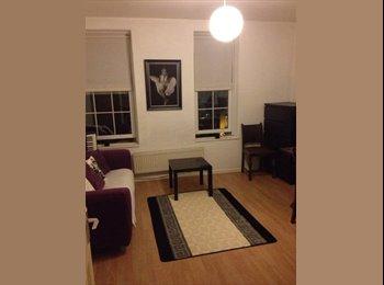 EasyRoommate UK - Bright room Bermondsey, 5mins walk to station, Bermondsey - £800 pcm