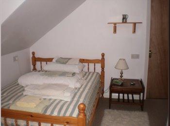 EasyRoommate UK - Bright Spacious en suite loft studio  - MON to FRI ONLY, Bromley - £575 pcm