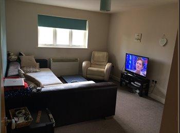 EasyRoommate UK - NO DEPOSIT DOUBLE ROOM  CLEAN FLAT, Woolwich - £600 pcm