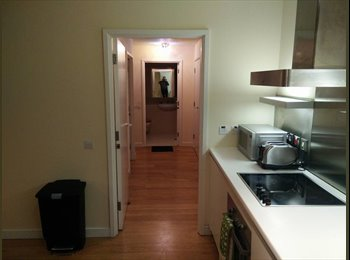 EasyRoommate UK - Double furnished bedroom in Ele&Castle modern flat, Elephant and Castle - £930 pcm