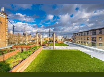 EasyRoommate UK - Entire Flat: Modern 1 Bedroom w/ amazing views SE1, Newington - £1,820 pcm