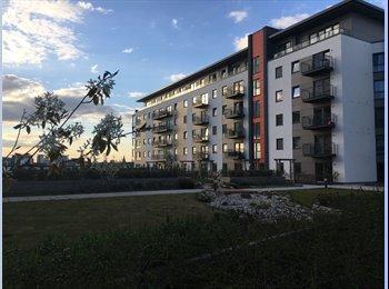 EasyRoommate UK - 1 room in 2 bedroom waterfront apartment, Woolston - £525 pcm