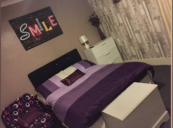 EasyRoommate UK - Double furnished room , Wigan - £340 pcm