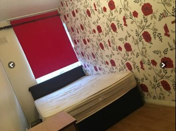 EasyRoommate UK -  COSY BEDROOM, GREAT FLAT, AVAILABLE NOW, Lower Clapton - £550 pcm