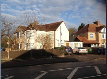EasyRoommate UK - Spacious room in a mixed professional house, Slade Park - £500 pcm