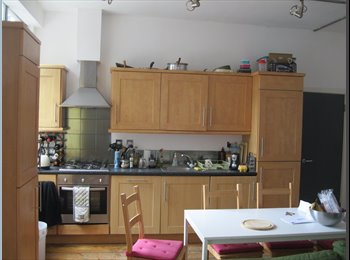EasyRoommate UK - Two rooms available in stylish warehouse conversion, Dalston - £780 pcm
