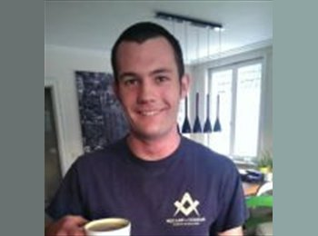 EasyRoommate UK - Jim - 27 - Leamington Spa