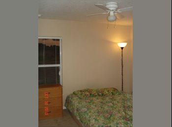 EasyRoommate US - $400,including everything!!!!, Kissimmee - $400 pm