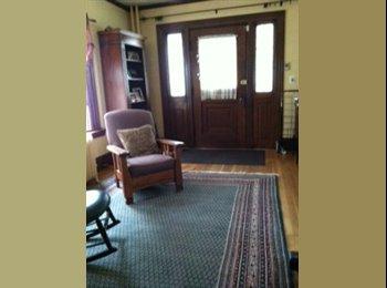EasyRoommate US - Room in turn of the century house, Fields Corner West - $850 pm