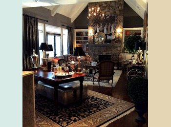 EasyRoommate US - Awesome, professionally decorated, large house, Marietta - $700 pm