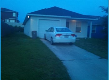 EasyRoommate US - 550 All UTLITIES Included PRIVATE BATH 10 MINS UNF FSCJ TWN CNTR, Windy Hill - $550 pm