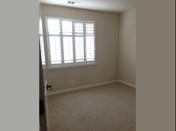 EasyRoommate US - 1-Bedroom available in 4 Bdrm 2.5 Bath Townhouse, South San Jose - $1,300 pm