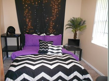 EasyRoommate US - Furnished  * Long or Short Term * No Lease  * Near AIRPORT *no smoking please, Riverdale - $650 pm