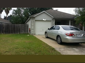 EasyRoommate US - 1 bedroom for Rent in katy, Copperfield Place - $650 pm
