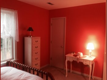 EasyRoommate US - Beautiful Furnished Room Available Now - Includes Utilities, Chester - $600 pm