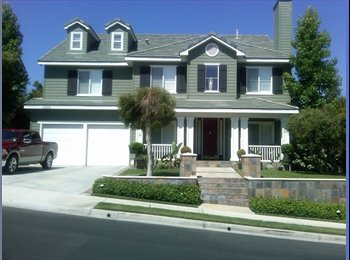 EasyRoommate US - Large 3 Story Home in a Guard Gated Community, Rancho Santa Margarita - $800 pm