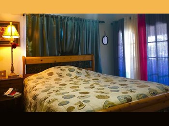 EasyRoommate US - Available NOW NOVEMBER 01  - FURNISHED w/ AC. utilities included. Short term , Santa Ana - $600 pm