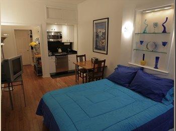 EasyRoommate US - Beautifully presented studio apartment, NoMad - $2,000 pm