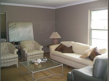 EasyRoommate US - Room for lease in large ,furnished or unfurnished available, Willow Meadows/Willowbend Area - $800 pm