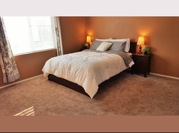 EasyRoommate US - FURNISHED ROOM FOR RENT ~ Anaverde Hills, West Palmdale CA, Palmdale - $550 pm