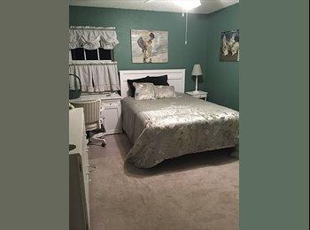 EasyRoommate US - BEAUTIFUL! Master Bedroom w/2 walk-in closets, located in the heart of PBG, Juno Ridge - $550 pm
