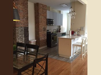 EasyRoommate US - $1362.50 / 4br - Amazing room in 4 bedroom house!!! Williamsburg/Greenpoint, Greenpoint - $1,362 pm