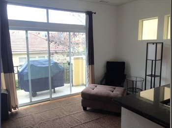 EasyRoommate US - Awesome Mountain View Townhouse, Mountain View - $1,500 pm