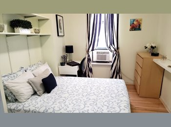 EasyRoommate US - The Fun House = LARGE ROOM FOR RENT IN HUGE APT, Harlem - $1,250 pm