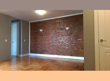 EasyRoommate US - ROOMS AVAILABLE IN A BEAUTIFULLY RENOVATED TWO BEDROOM IN PROSPECT LEFFERTS GARDENS!! , Brooklyn - $1,100 pm