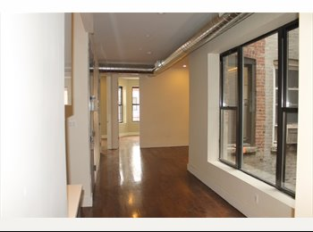 EasyRoommate US - A, J, L, Trains**GORGEOUS ROOM 4 RENT with EXPOSED  BRICK, HARDWD FLRS, Brownsville - $750 pm