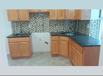 EasyRoommate US - Brand new apartment  available to share , Brownsville - $800 pm