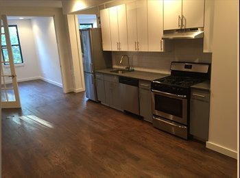 EasyRoommate US - 1 ROOM FOR RENT IN 4 BD APT AND 2 BATH.NEXT TRAIN 1.ELEVATOR,LAUNDRY, Hamilton Heights - $1,000 pm