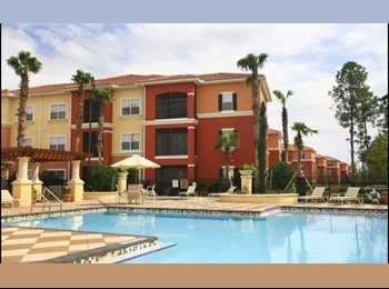 EasyRoommate US - Gated community, Clean apartment, Everything included, Hunters Creek - $650 pm